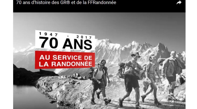 ANNIVERSAIRE : Les GR® fêtent leurs 70 ans