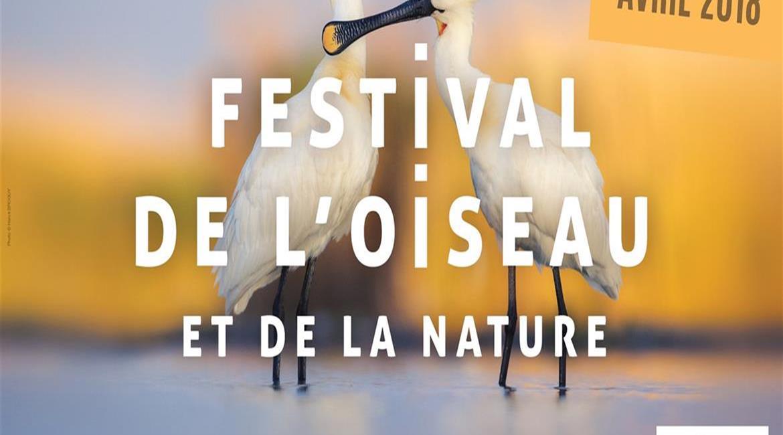FESTIVAL DE L'OISEAU ET DE LA NATURE , 28ème éd.
