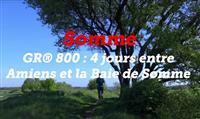 SOMME : Le GR® 800, au fil de la Somme
