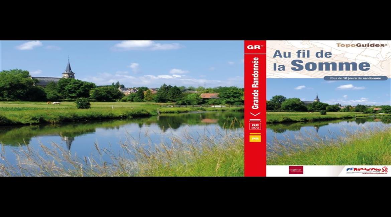 SOMME/AISNE : Suivons la Somme avec le GR® 800