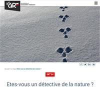 QUIZZ : Êtes-vous un détective de la nature ?