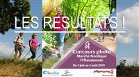 Jeu-concours photos de marche nordique : les résultats