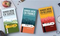 Livre : Randos bière en France